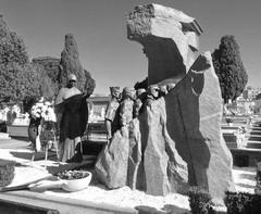 Мемориал советским добровольцам, воевавшим в период гражданской войны в Испании 1936-39 гг.