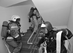 Пожарная тревога в ТОЦ «Вертикаль» была учебной