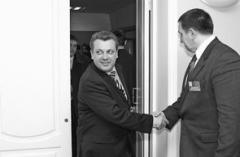Сергей Сычев ушел, не хлопнув дверью