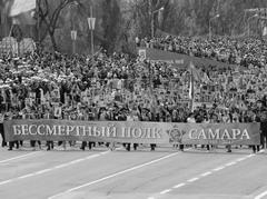 Шествие «Бессмертного полка» стало одной из самых знаковых традиций Дня Победы