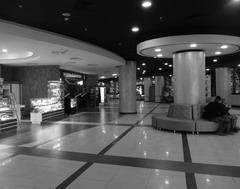 Кинотеатр в ТРК «Аврора Молл» был эвакуирован за полторы минуты