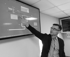 Разработчик системы диспетчеризации инженерных сетей Денис Чернягин объясняет принципы ее работы