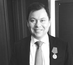Александр Железняк удостоен ордена
