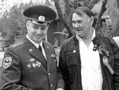 Празднование Дня Победы объединило военных и политиков