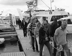 Коммунист-ротарианец Юрий Сачков на прошлой неделе знакомился с уровнем комфорта современных яхт