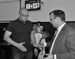 В лице Сергея Михайлова Тольятти получил нового депутата