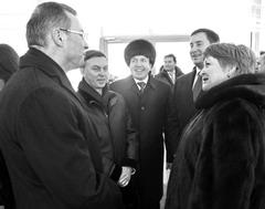 Власти Жигулевска получили возможность общения с главой «Евроцемент Груп»