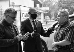 В Кировском р-нег. о. Самара успешно обсудили качество ремонта внутриквартальных дорог