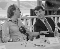 «Тремоло-2019» стал для Сергея Филиппова (справа) последним, в статусе главы министерства