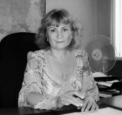 Елена Кензина: