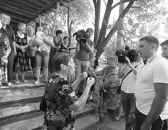 Представители ОНФ получили возможность услышать от жителей с. п. Лопатино все, что те думают о муниципальной власти