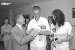 Новорожденные граждане Тольятти