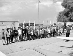 Фестиваль водных видов спорта прошел на гребной базе СДЮШОР «Жигули» (г. Тольятти)