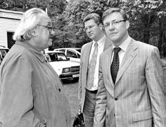 В отличие от некоторых Дмитрий Азаров приехал к Геннадию Розенбергу не за диссертацие