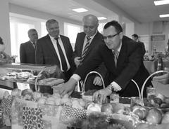 Министру сельского хозяйства РФ Николаю Федорову было что оценить в Самарской обл.