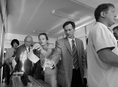 По итогам отчетно-выборной конференции местное отделение партии «Единая Россия» сохранило свою целостность