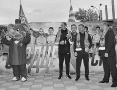 Руководство футбольного клуба «Крылья Советов» представило болельщикам обновленный состав команды