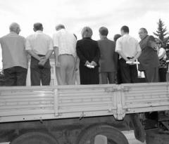 И.о. управляющего ОАО «Тольяттиазот» Сергей Корушев (крайний справа) выст