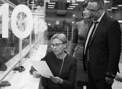 Главаг.о. Самара Елена Лапугикина приняла участие в торжественной церемонии открытия нового МФЦ.