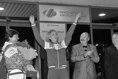 Николь Родомакина из Чапаевска завоевала -«золото»- Паралимпиады в прыжках в длину и «серебро» в беге