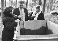 Депутаты ознакомились с качеством содержания тольяттинских лесов