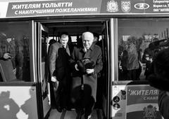 Губернатор Самарской обл. Николай Меркушкин оказал личное содействие для обновления парка АТП-3