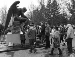 Организаторы акции «Молитва памяти» огласили, что акция не является политической.