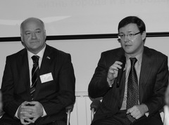 Руководители региональной законодательной и муниципальной исполнительной власти обсудили стратегию развития Самары