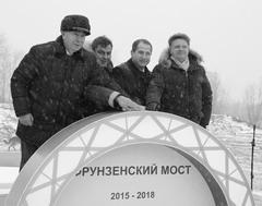 Дали старт строительству «Фрунзенского»