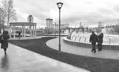 На месте пустыря администрацияг. Тольятти по решению граждан создала новое знаковое место — Итальянский сквер