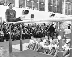Мастер-класс от Алексея Немова стал мощнейшим мотиватором для юных спортсменов