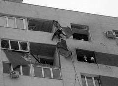 Взрыв в доме по ул. Димитрова, 110, в Самаре принес существенные повреждения