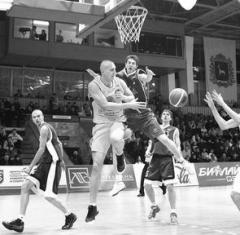 Баскет-шоу в «Олимпе»