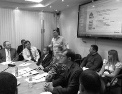 На заседании экспертной группы по новому закону в Государственной думе
