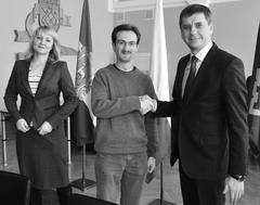По приглашению мэра Тольятти Сергея Андреева французский исследователь Фабьен Белла проделал свою работу в архивах