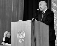 Николаю Меркушкину было чему удивиться в Жигулевске