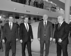 Премьер-министр посетил регион