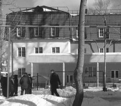 Недострой на ул. Воронежской, 11а.