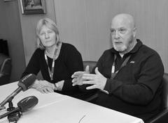 Наблюдатели от ОБСЕ Мария Хэркенхофф и Стивен Янг удовлетворены качеством подготовки Самарской обл. к проведению выборов